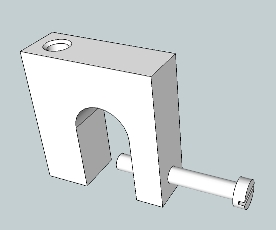 Tray Clamp for Compensating Developing Timer